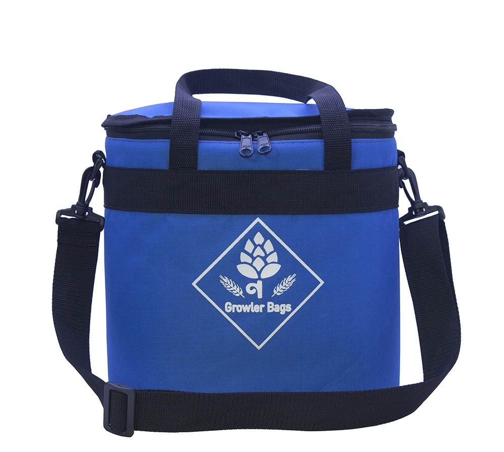 Can Bag Azul Royal - Bolsa Térmica p/ Latas e Long Necks