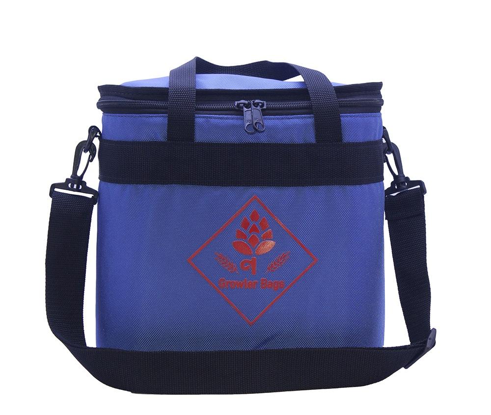 Can Bag Lilás - Bolsa Térmica para latas e garrafas