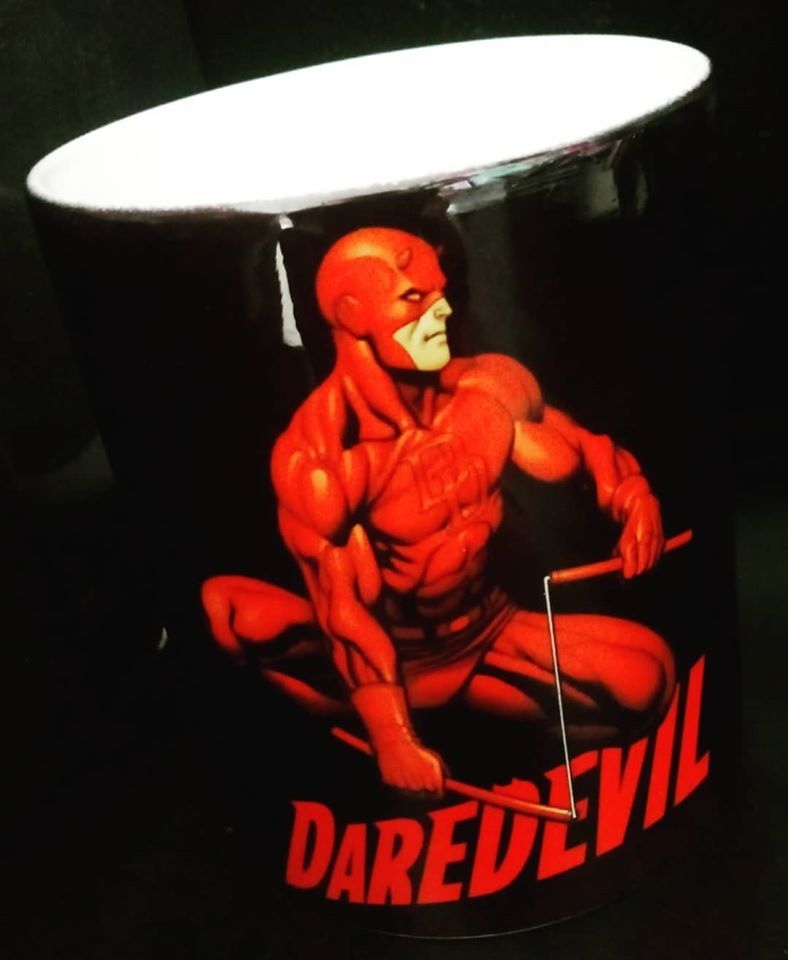 Caneca Demolidor ( Daredevil )