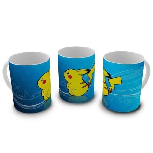 Caneca Pokemon / Pikachu