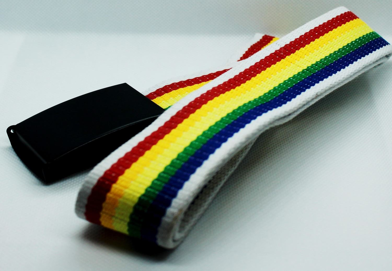 Cinto Arco Íris LGBTQIA+