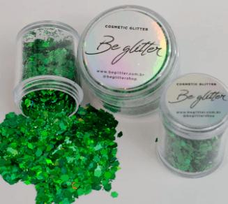 Glitter Emerald
