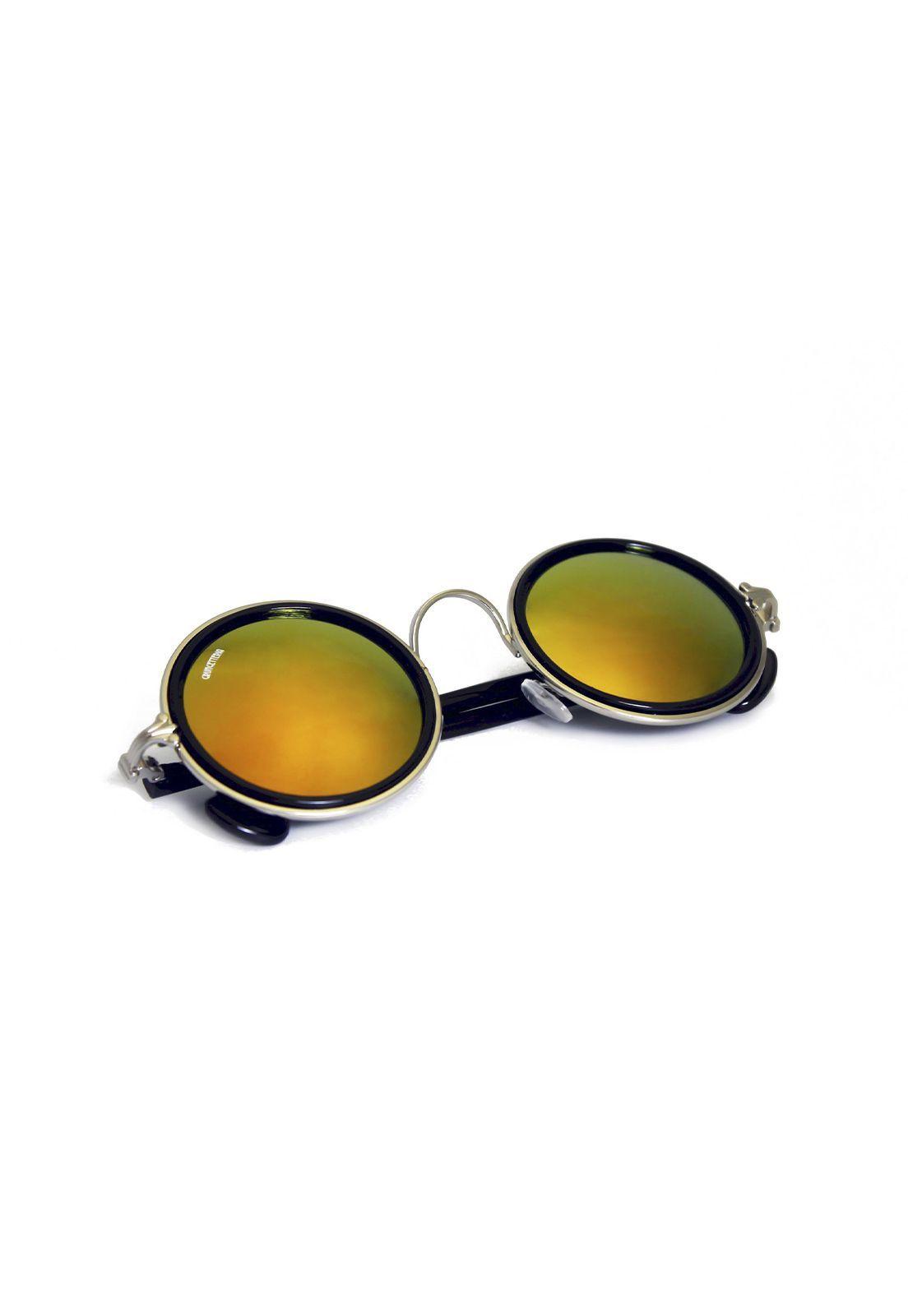 Óculos de Sol Grungetteria Barroco Ouro
