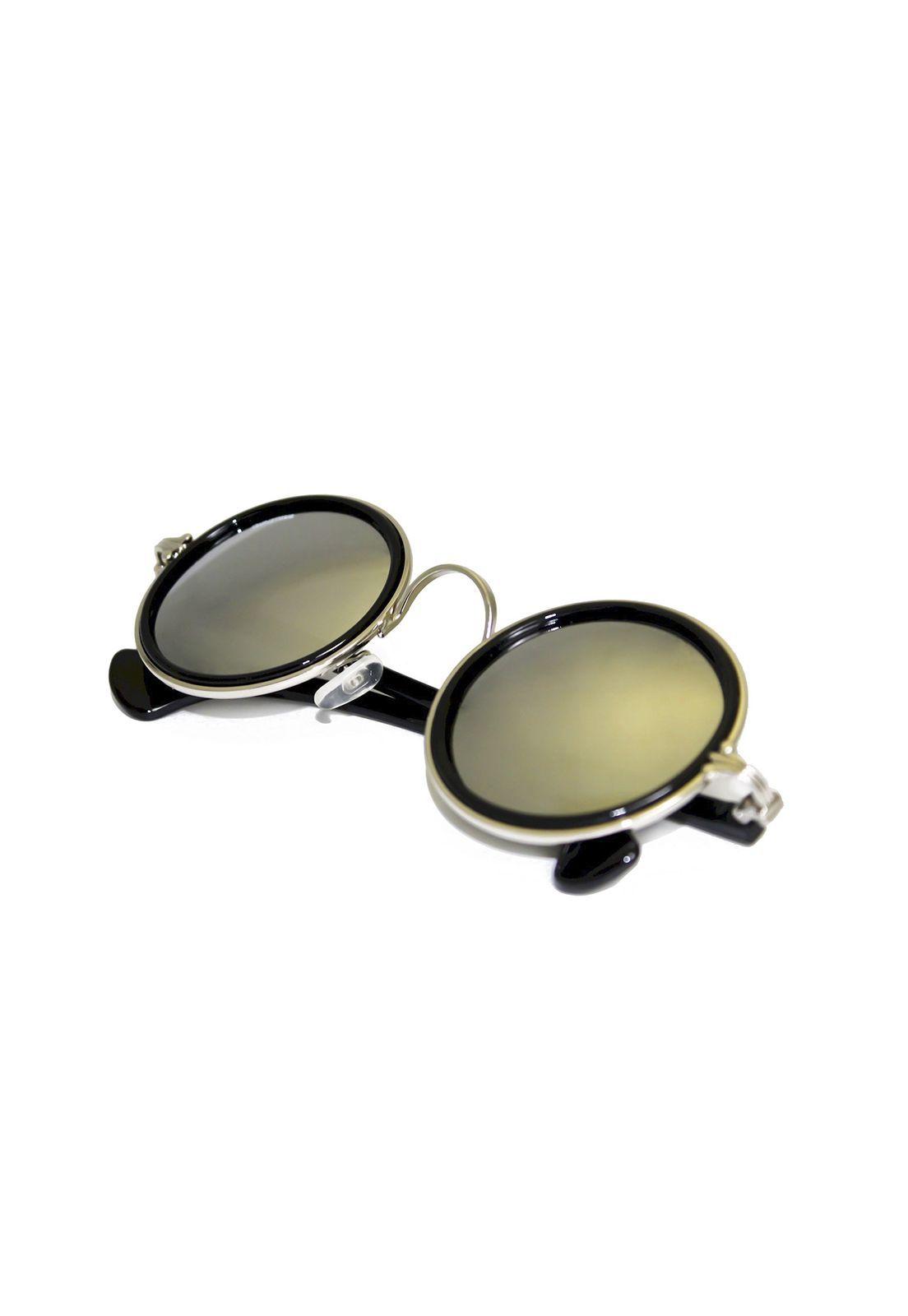 Óculos de Sol Grungetteria Barroco Prata