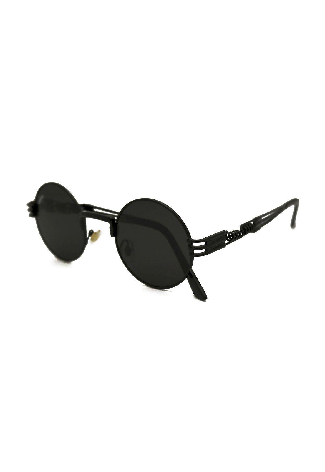 Óculos de Sol Grungetteria Creepy Preto