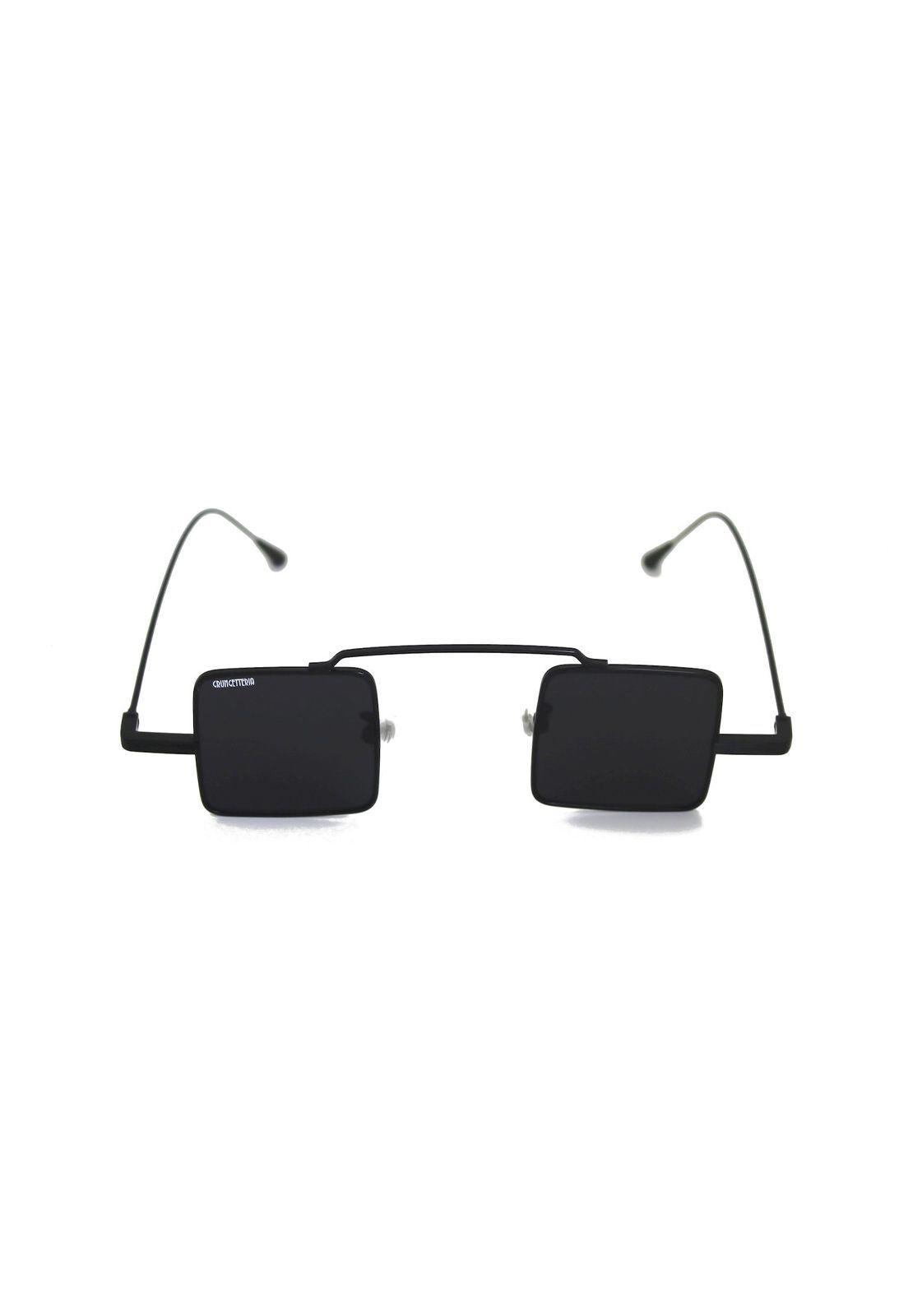 Óculos de Sol Grungetteria Dadinho Preto