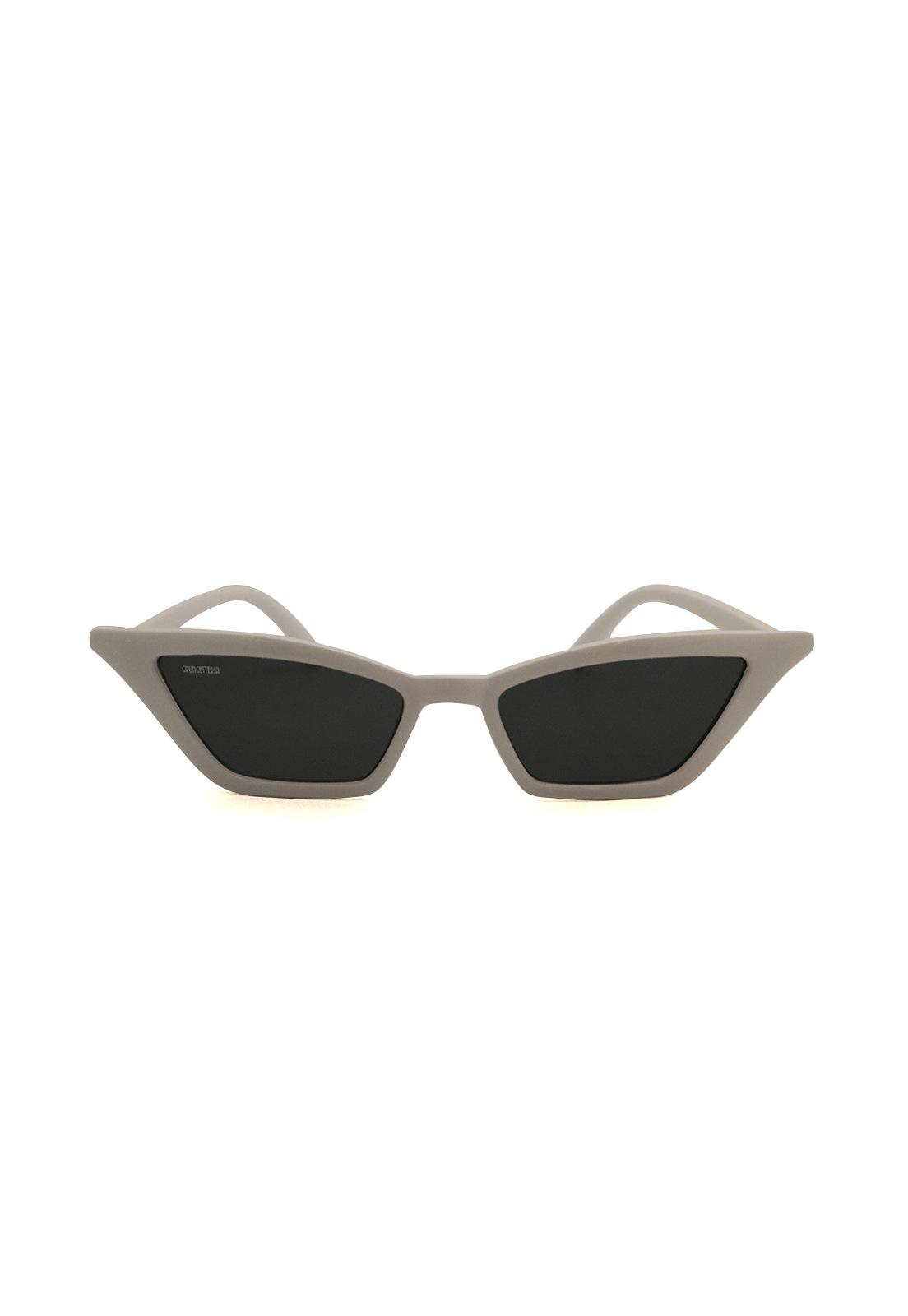 Óculos de Sol Grungetteria Devil's Cat Branco