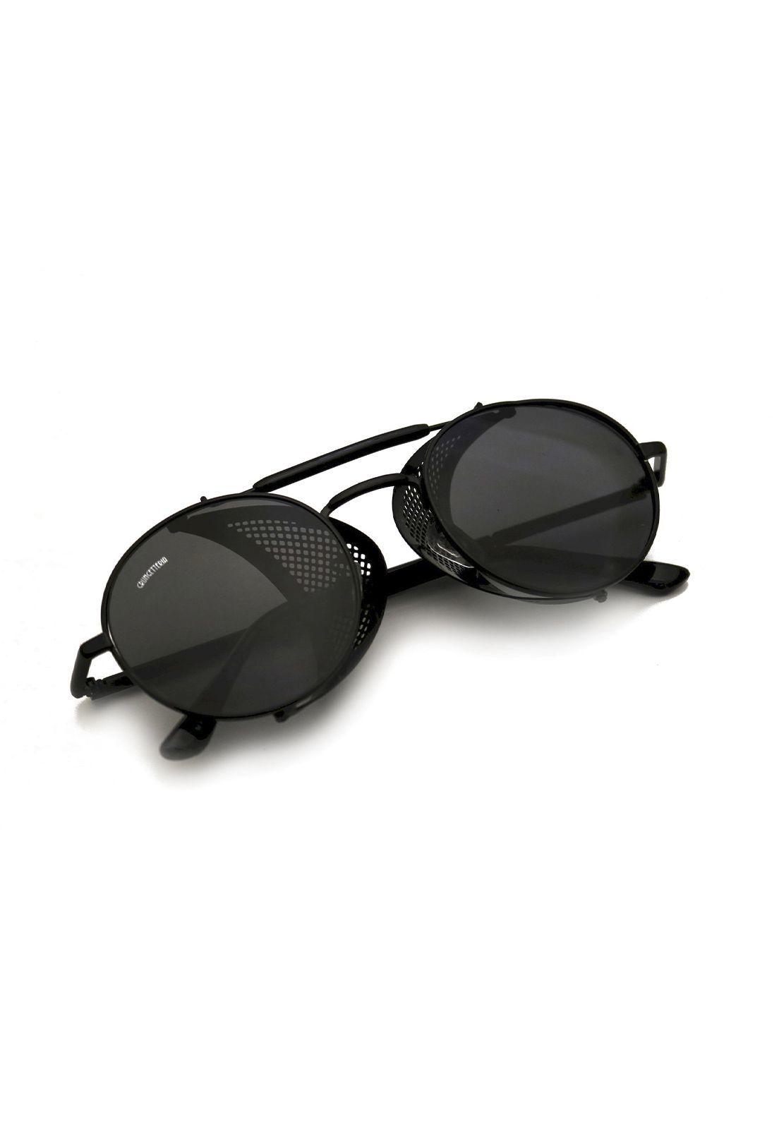 Óculos de Sol Grungetteria Easy Rider Preto