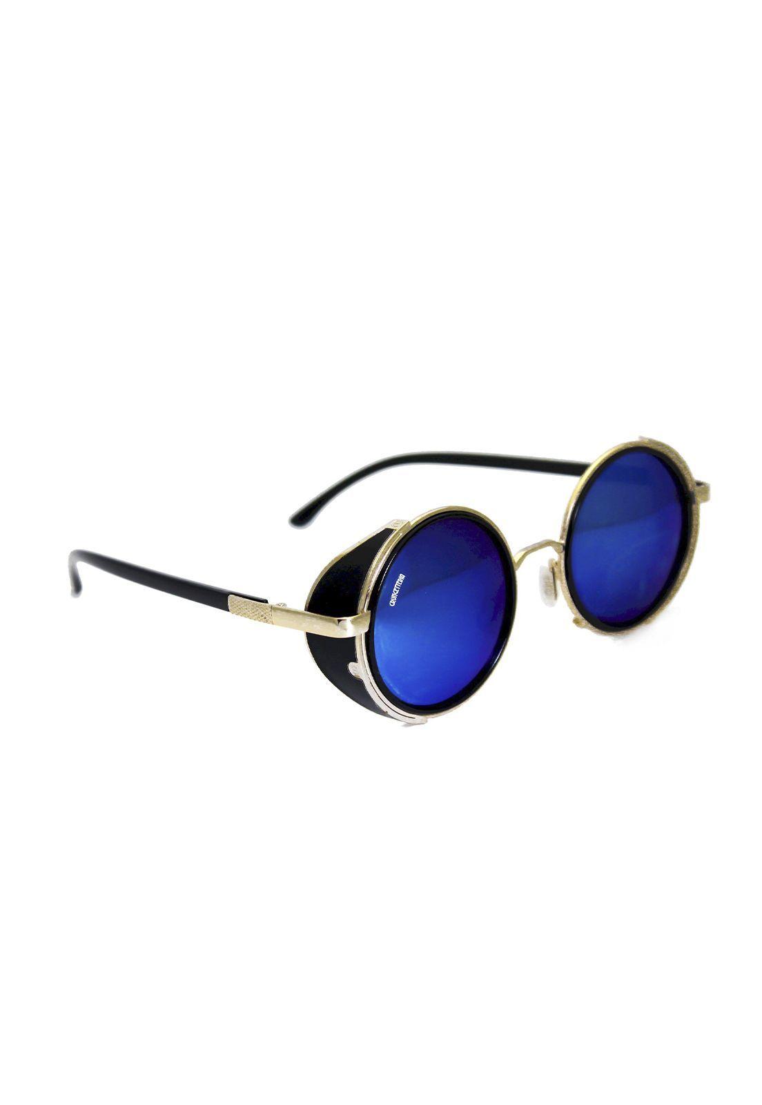 Óculos de Sol Grungetteria Funileiro Azul