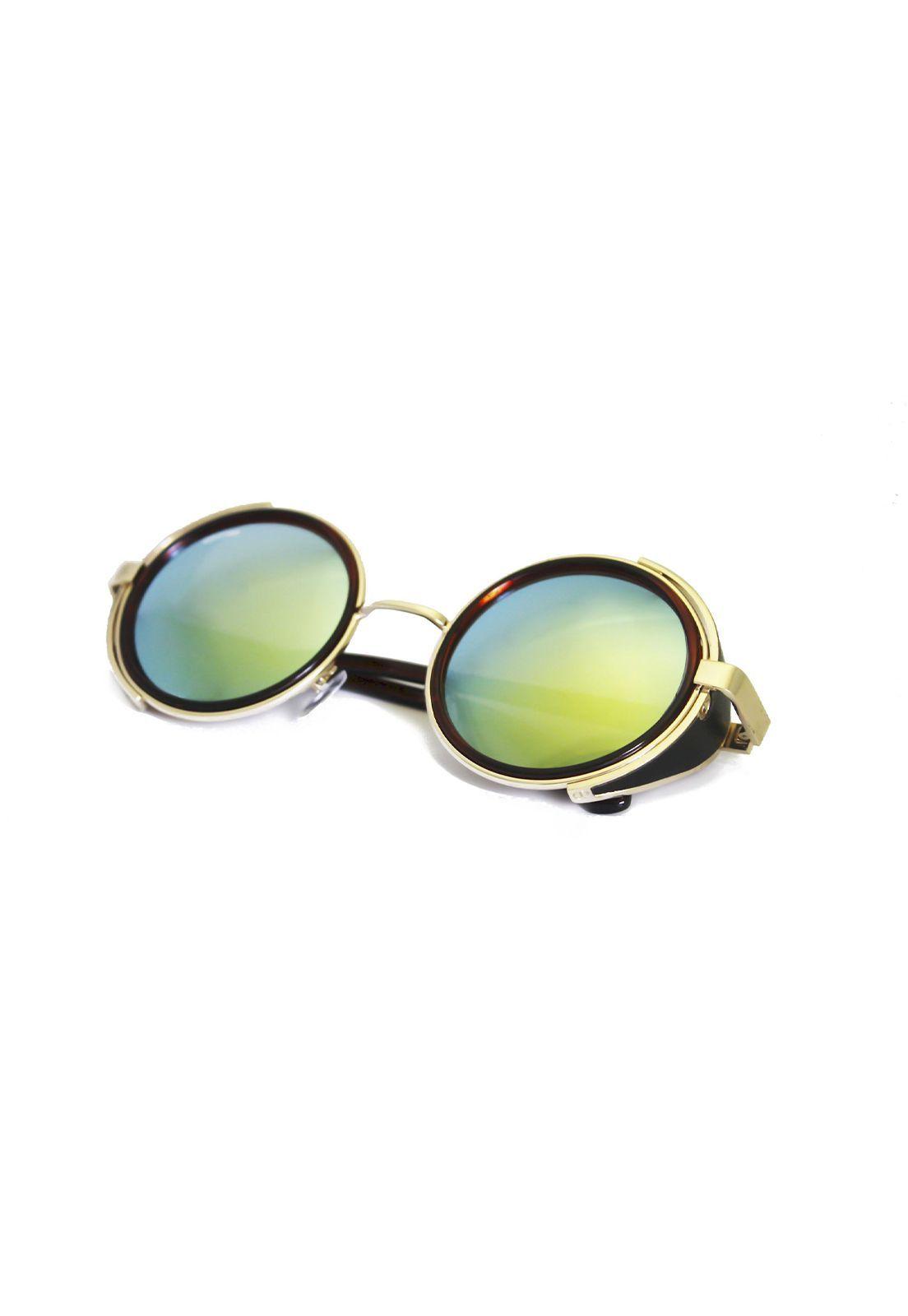 Óculos de Sol Grungetteria Funileiro Verde