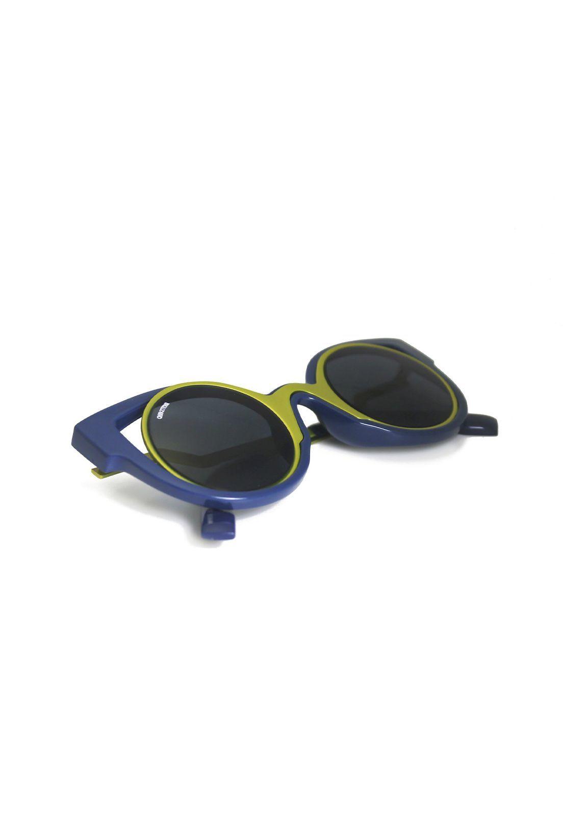 Óculos de Sol Grungetteria Goth Bat Verde