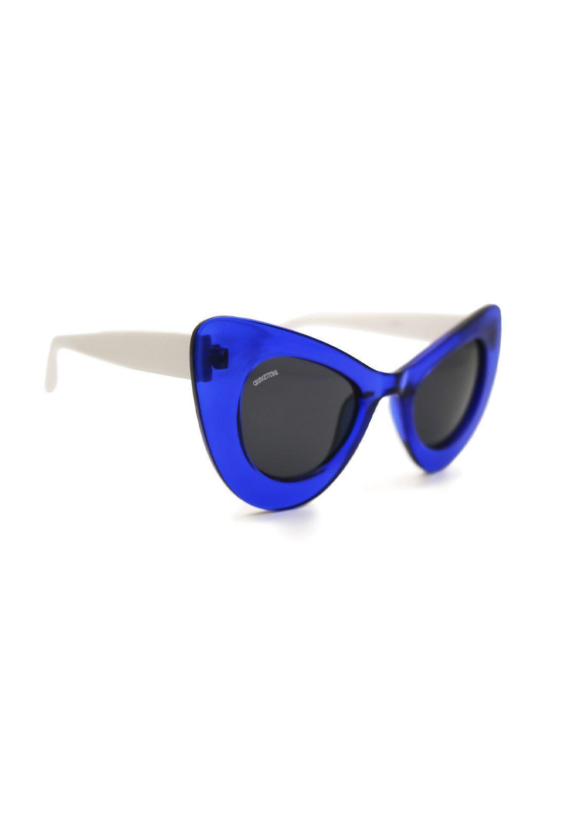 Óculos de Sol Grungetteria Lola Azul