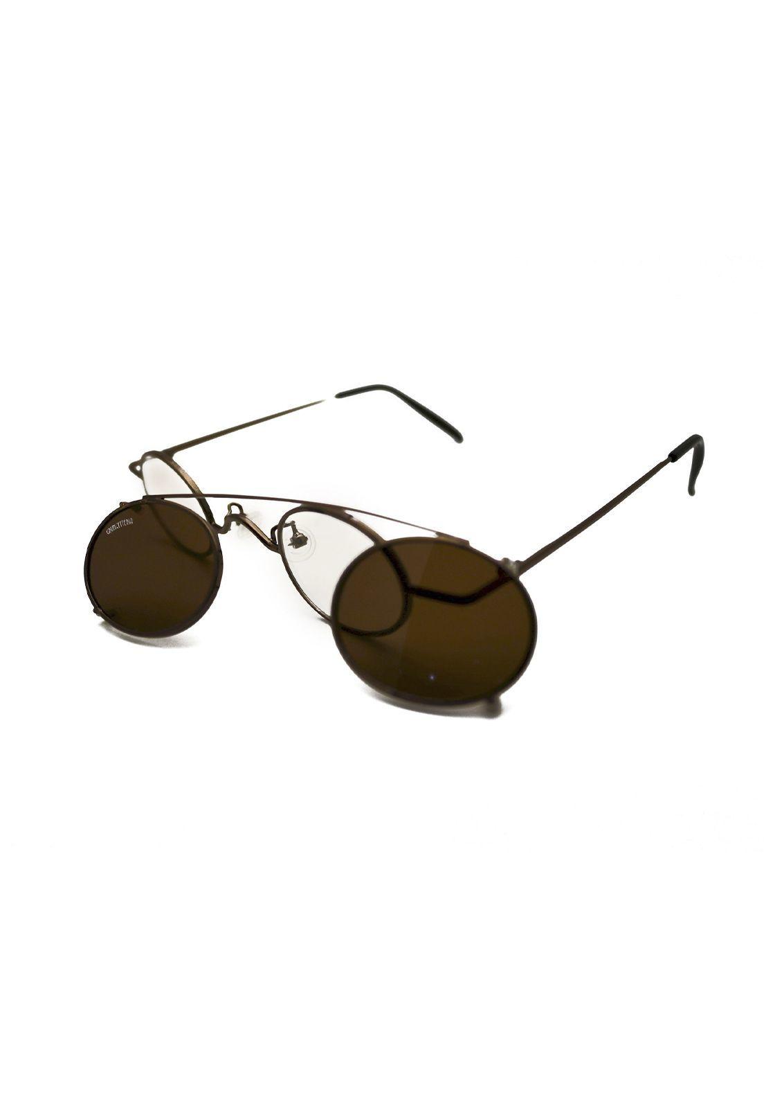 Óculos de Sol Grungetteria Miami Vice Cobre