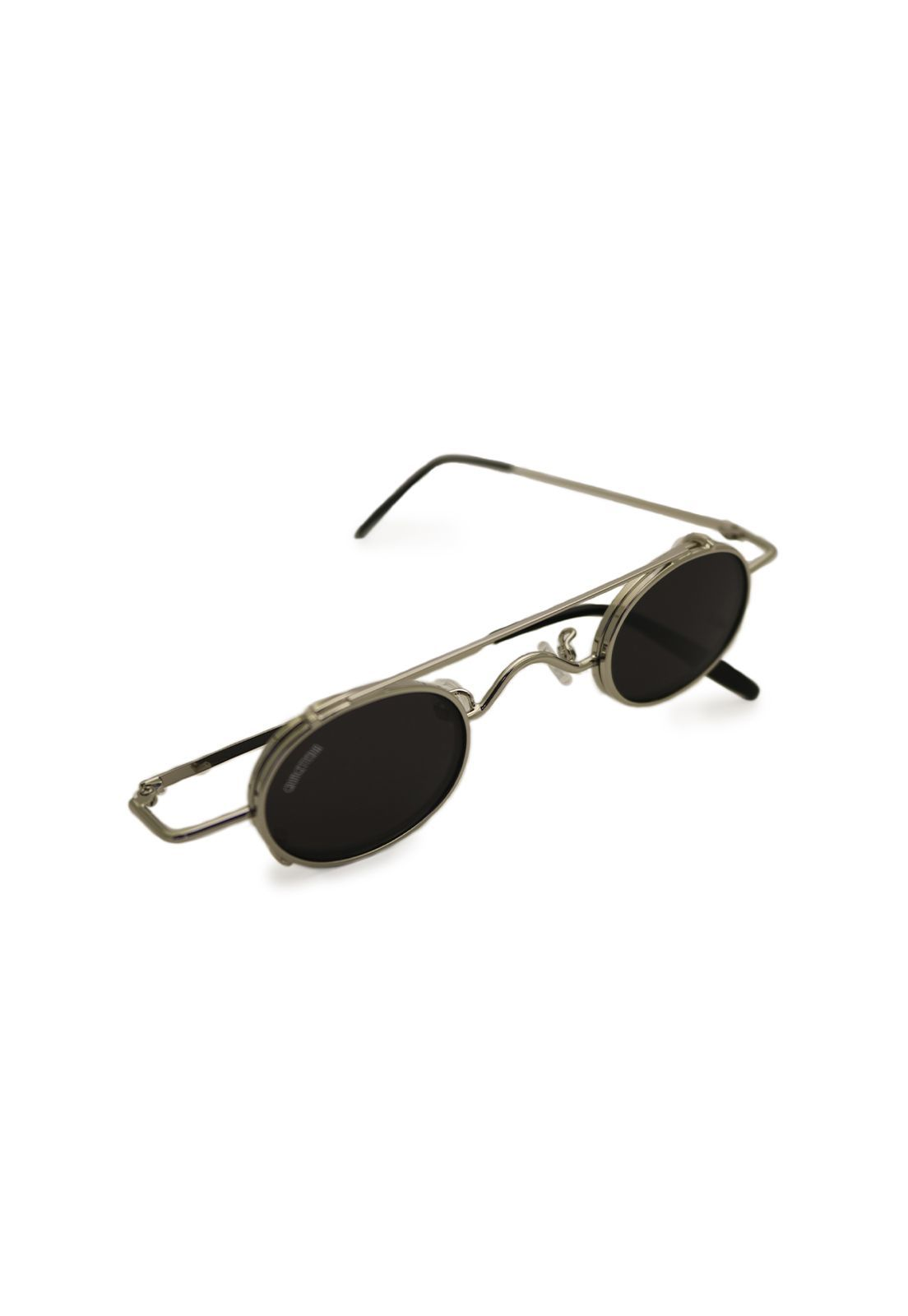 Óculos de Sol Grungetteria Miami Vice Prata