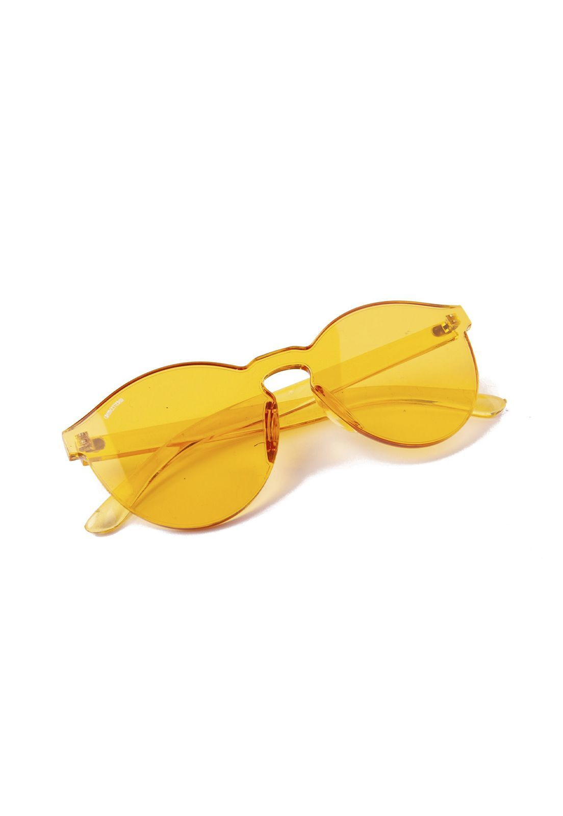 Óculos de Sol Grungetteria Mojo Laranja