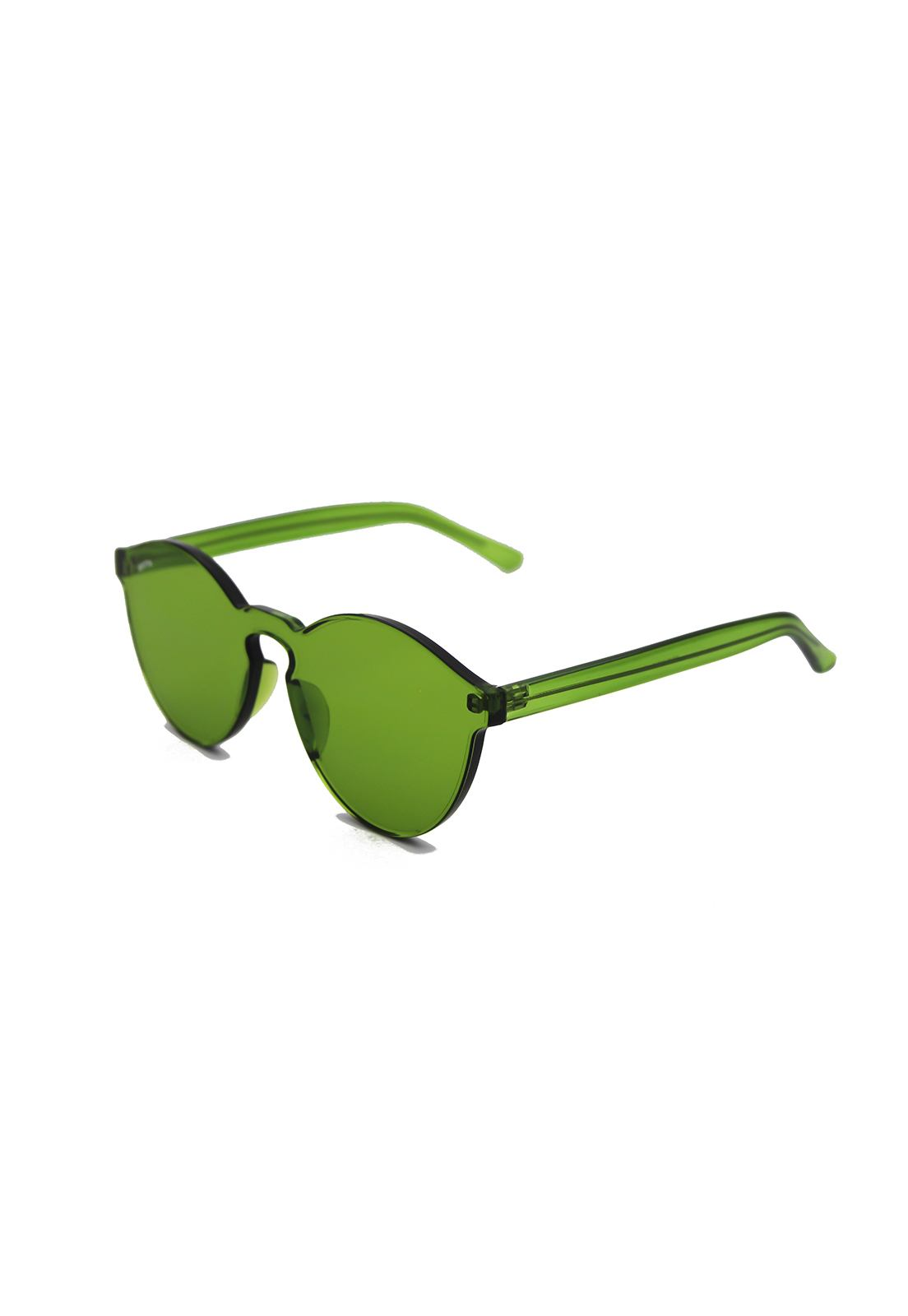 Óculos de Sol Grungetteria Mojo Verde