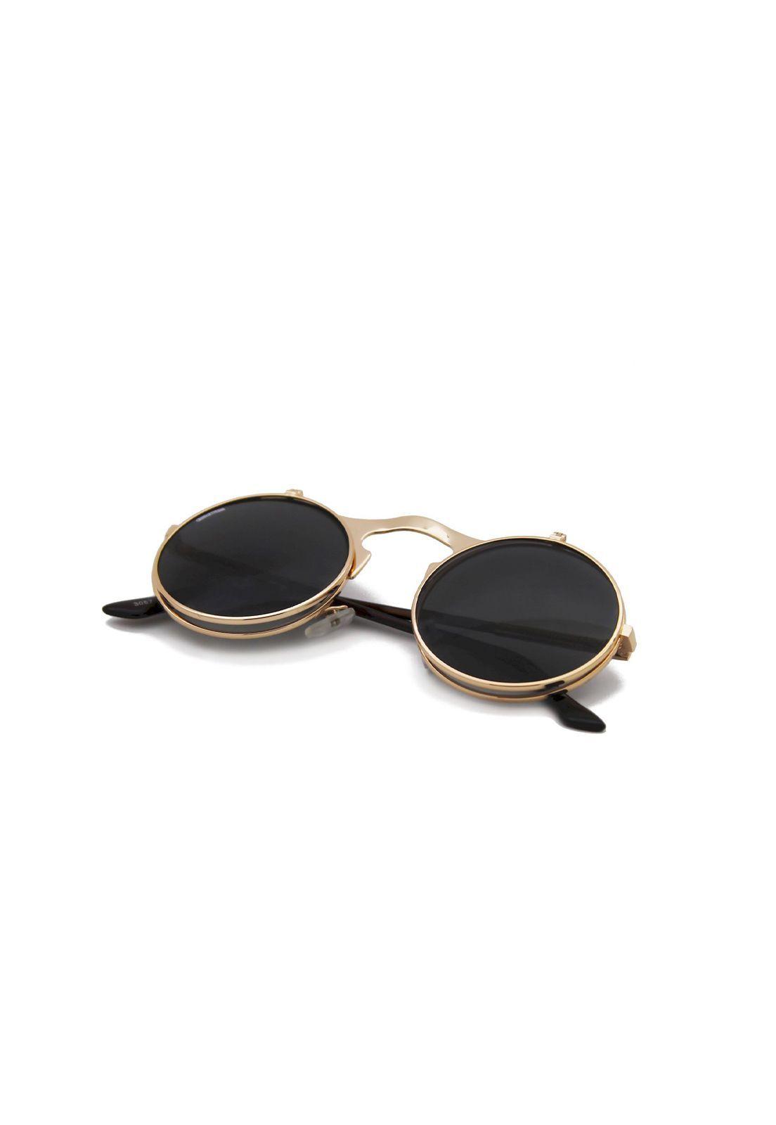 Óculos de Sol Grungetteria Narciso Cobre