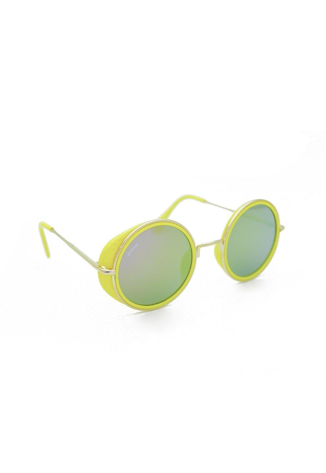 Óculos de Sol Grungetteria Paris Banana