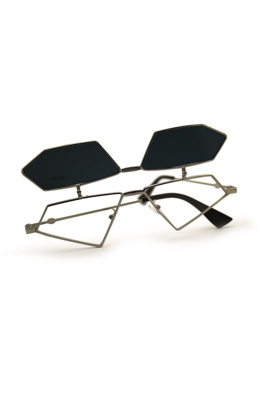 Óculos de Sol Grungetteria Prisma Espelho