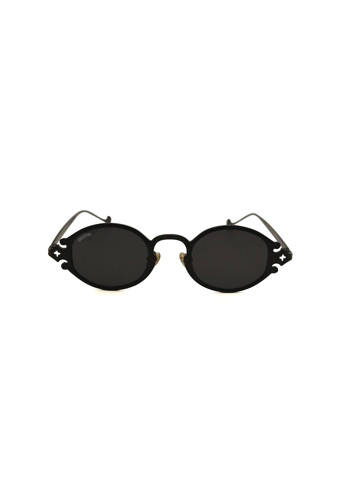 Óculos de Sol Grungetteria Sacro Preto