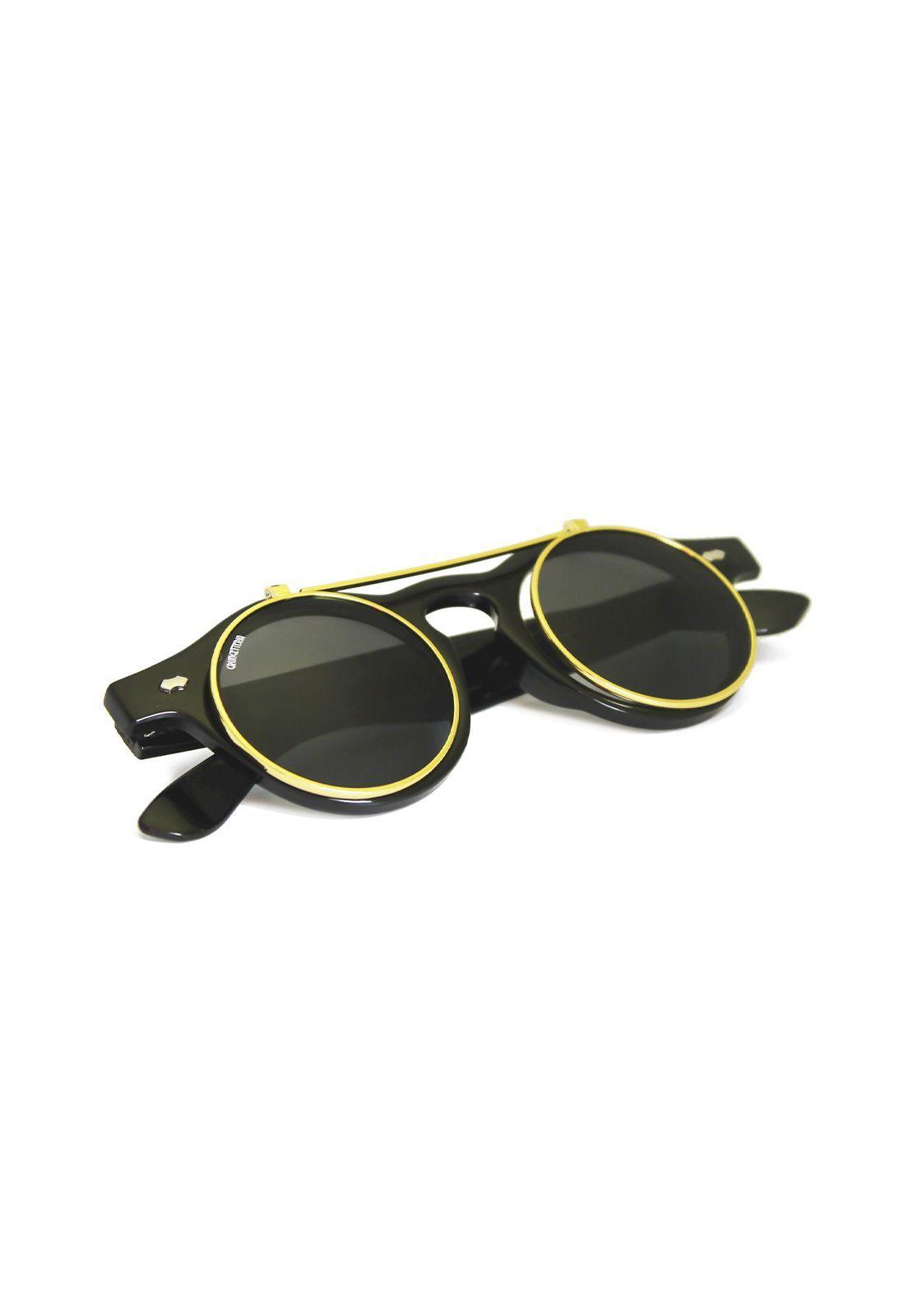 Óculos de Sol Grungetteria Sherlock Vinil
