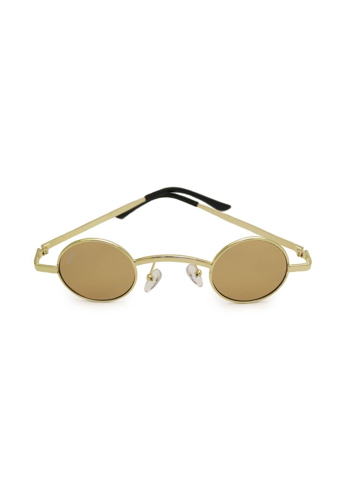 Óculos de Sol Grungetteria  Sid II Marrom