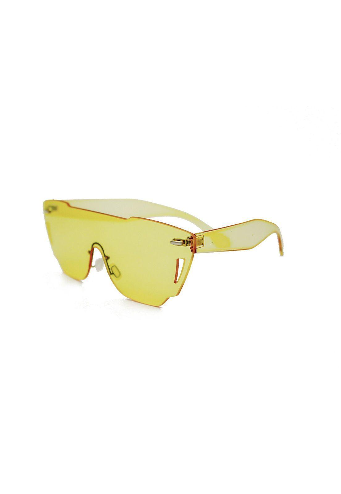 Óculos de Sol Grungetteria Sugar Amarelo