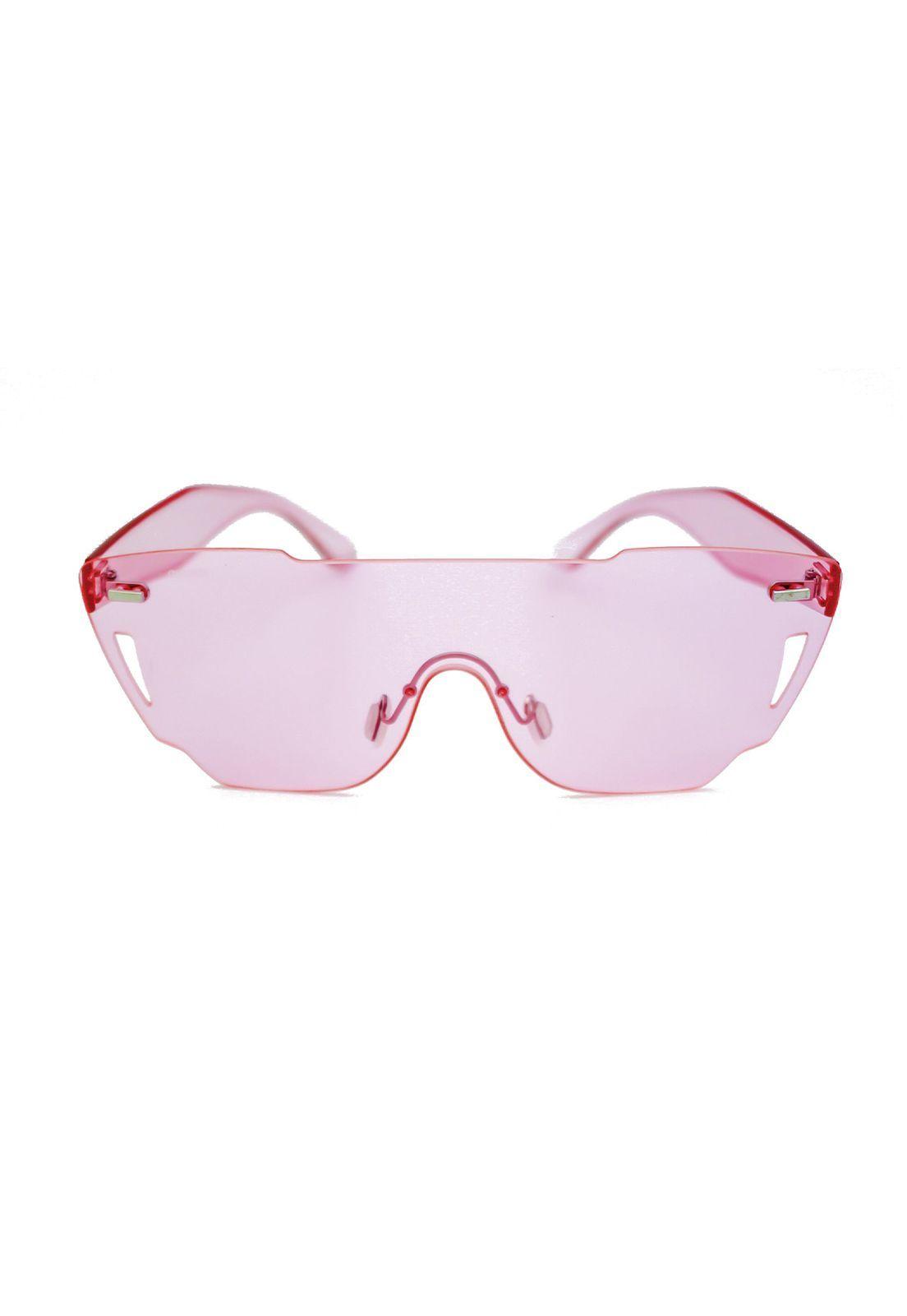 Óculos de Sol Grungetteria Sugar Rosa