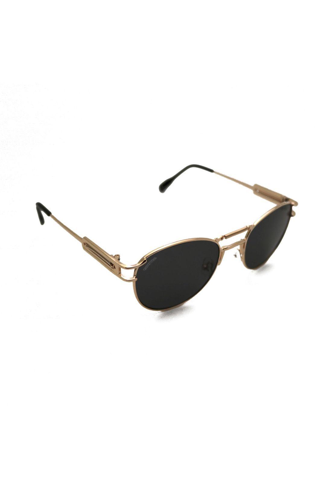 Óculos de Sol Grungetteria Verne II Dourado