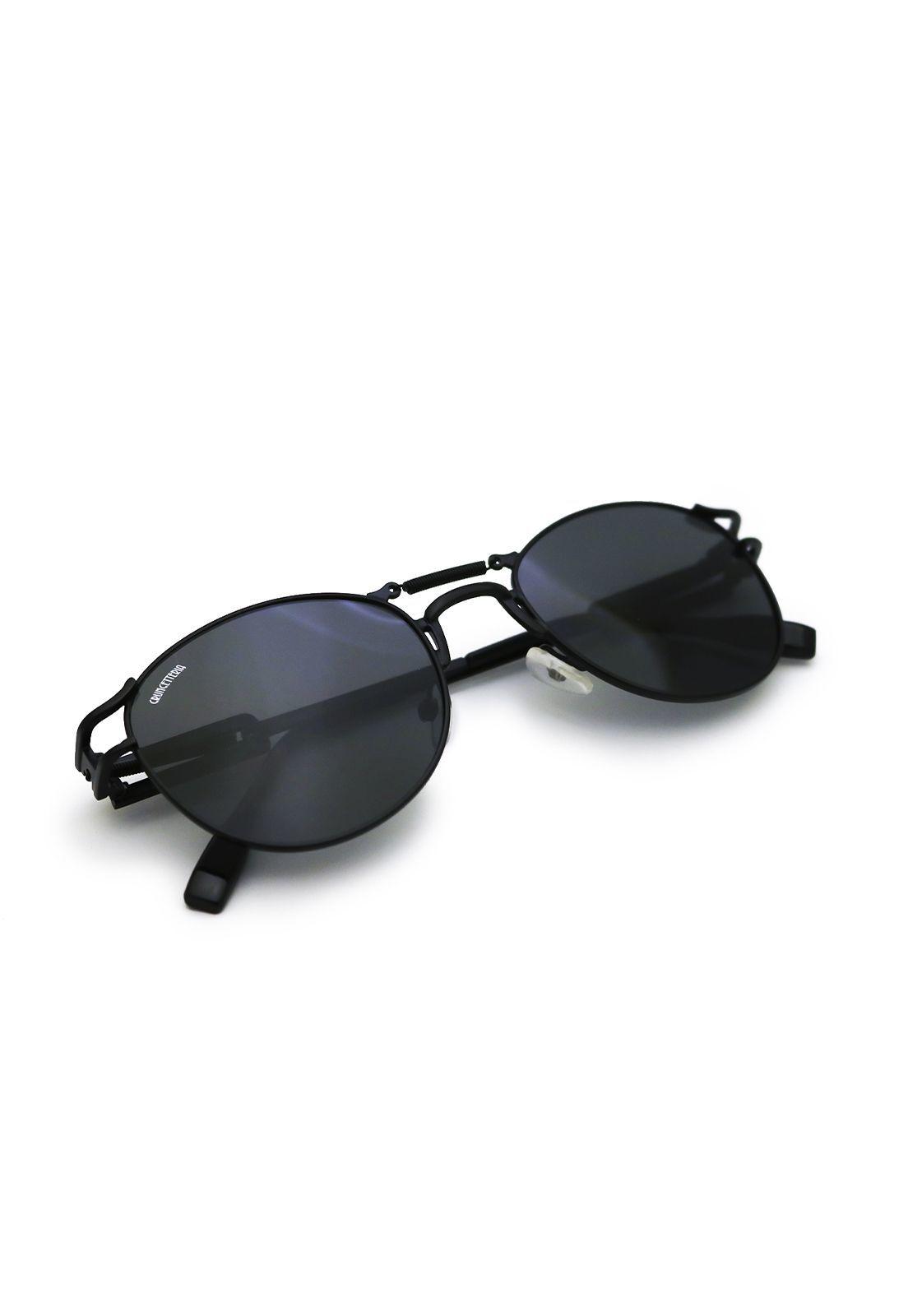Óculos de Sol Grungetteria Verne II Preto
