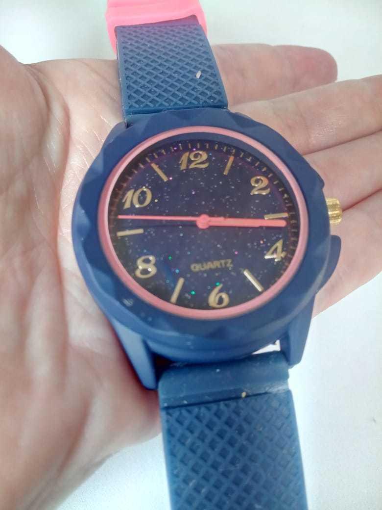 Relógio colors