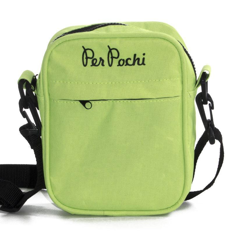 SHOULDER BAG lime