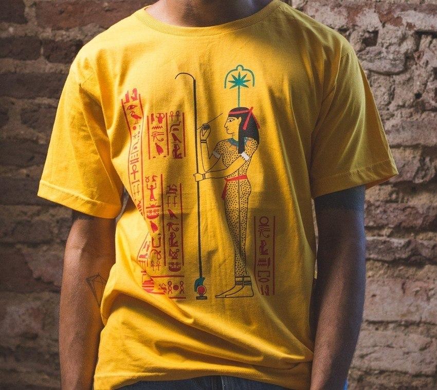 T-shirt Deusa Seshat