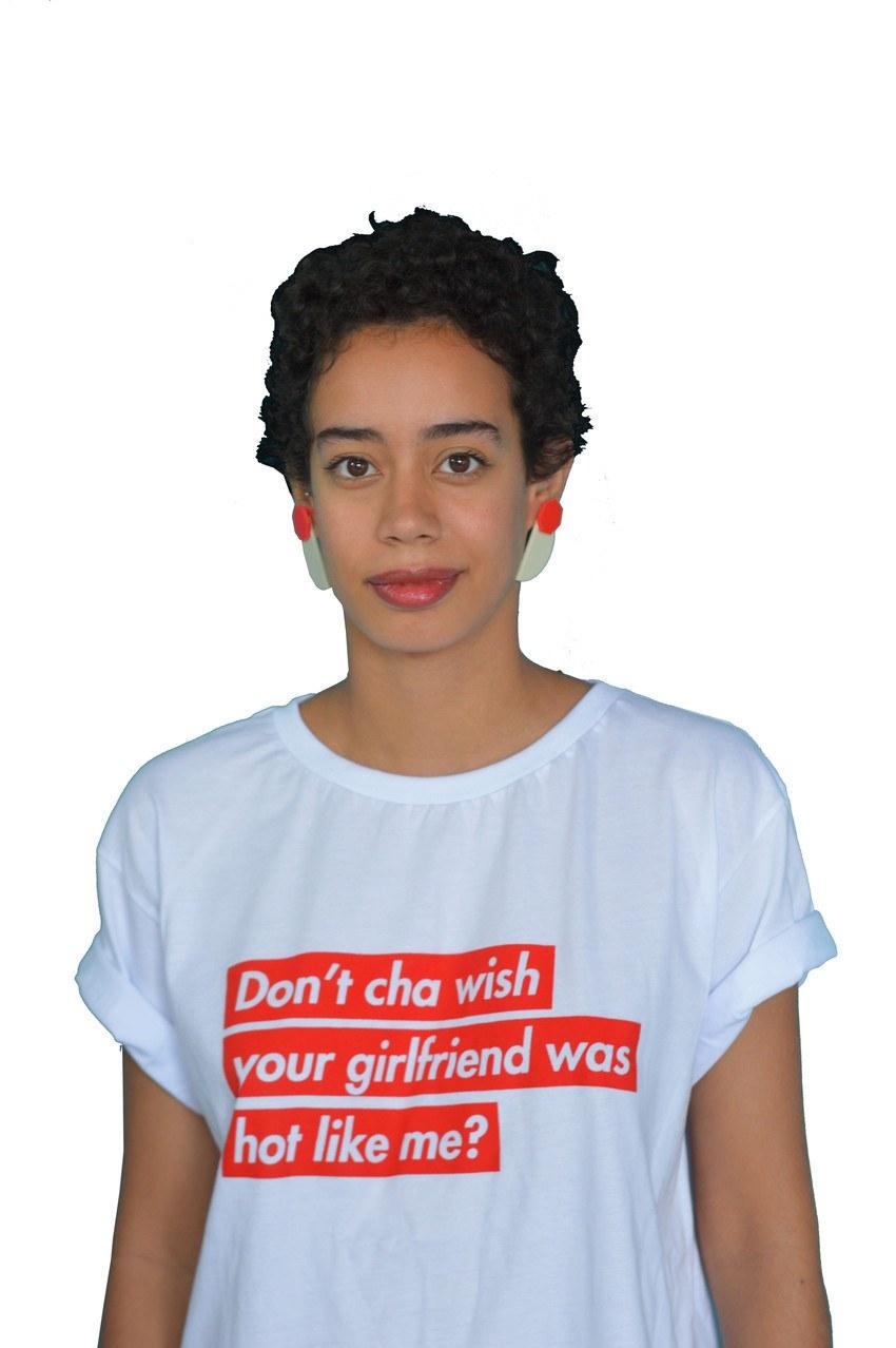 T-shirt Don't cha