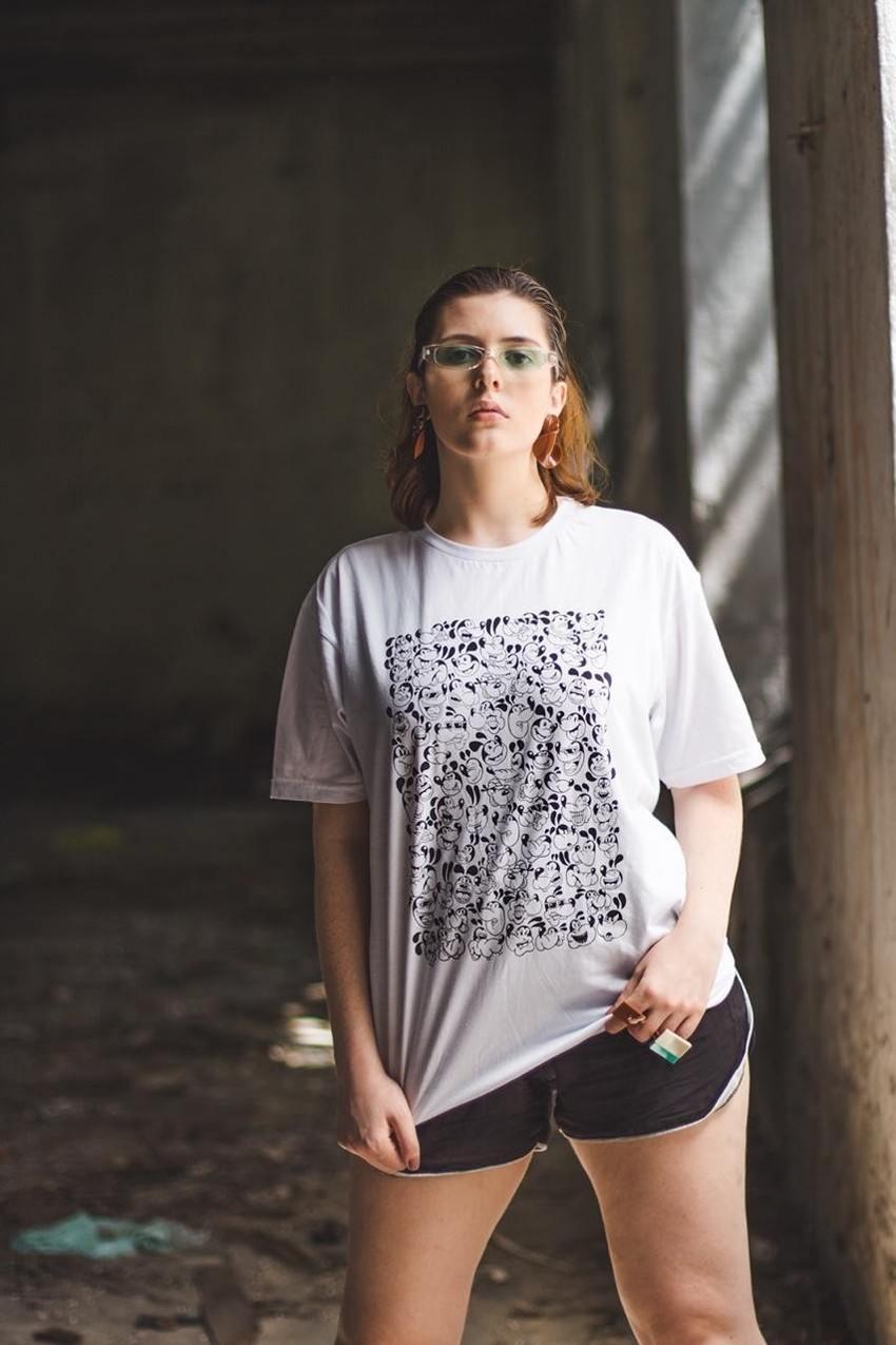 T-shirt Tchoca