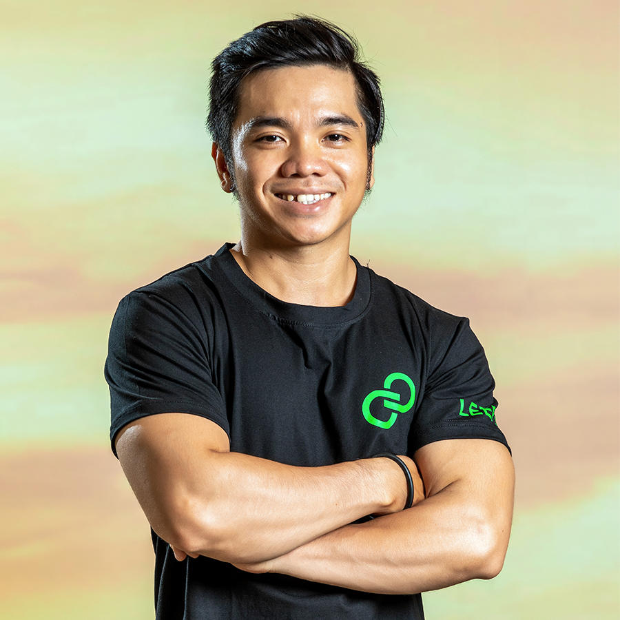 Dinh Hoang Khang - Personal Trainer