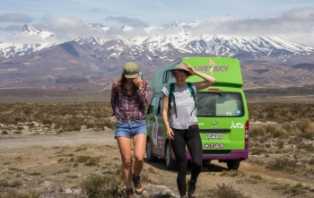 How much does it cost to travel New Zealand in a campervan