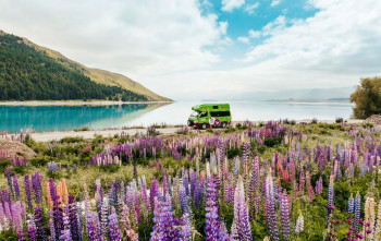 10 best photo locations in the south island of New Zealand