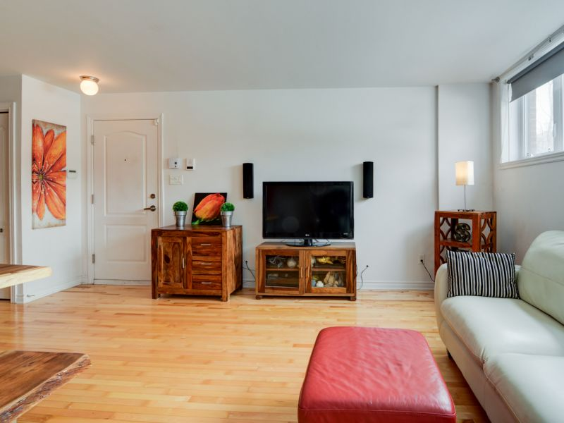 This Bright Condo Unit For Sale In Montreal Proves That It Is