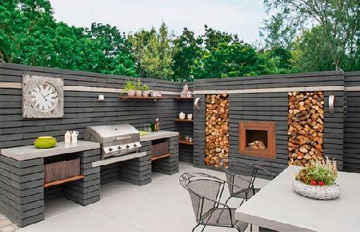 Comment bien aménager une cuisine extérieure?