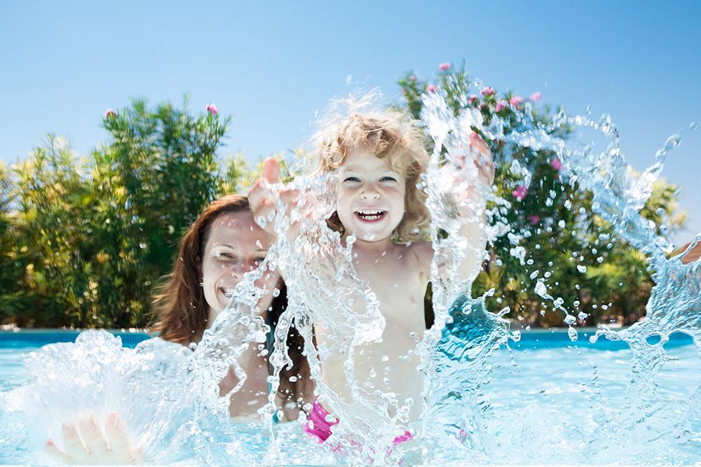 Des vacances estivales amusantes, sans s'éloigner de la maison!