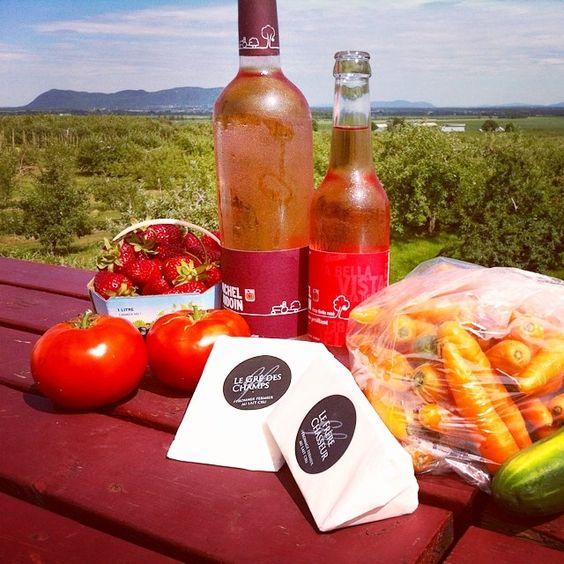 10 raisons gourmandes de vivre dans les régions de Québec!