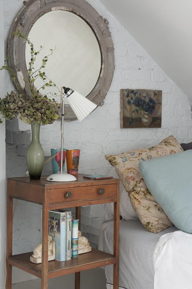wabi-sabi - meubles usés - Via Capitale