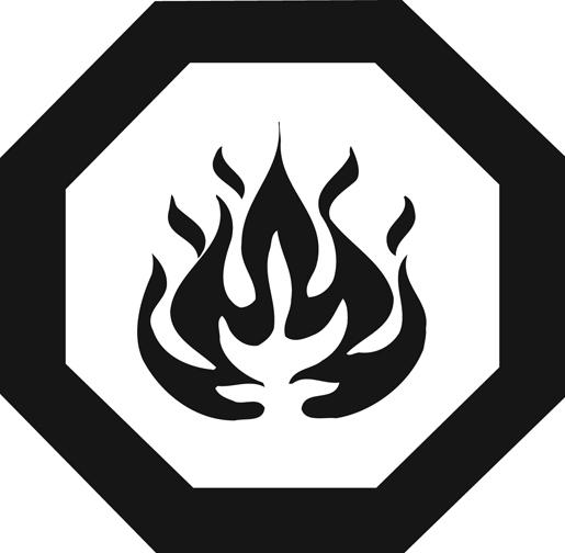 prévenir les incendies - produit inflammable - Via Capitale