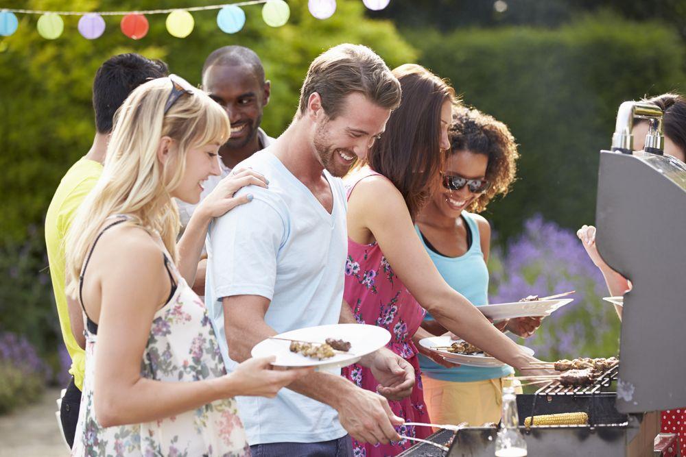 prévenir les incendies - barbecue d'été - Via Capitale