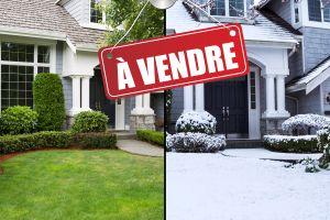Nouvelle saison : l'importance de changer la photo de façade d'une propriété à vendre
