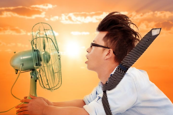 Cool as a Cucumber: How to Survive a Heat Wave Without Air-Conditioning