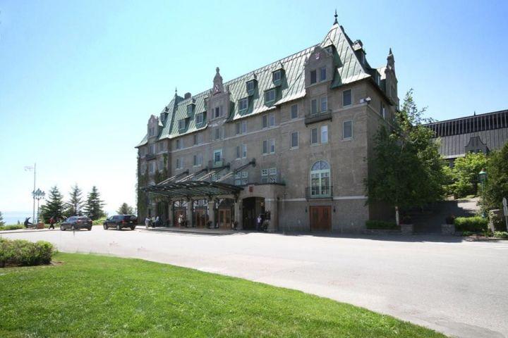 L'hôtel Le Manoir Richelieu comme vous ne l'avez jamais vu!