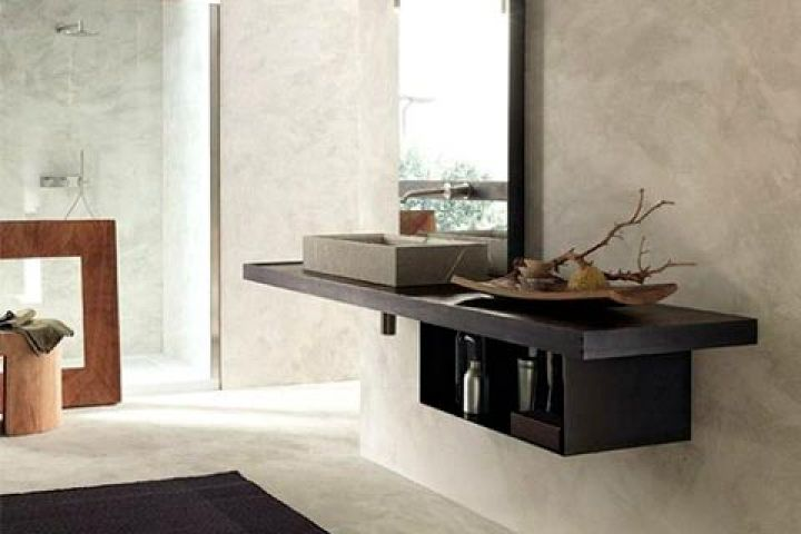 4 Reasons to Use Polished Concrete in a Bathroom