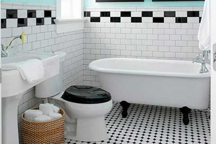 Choosing Tiles for the Bathroom Wall